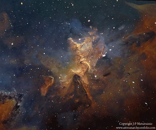 GIF of Melotte 15- click thru picture to view