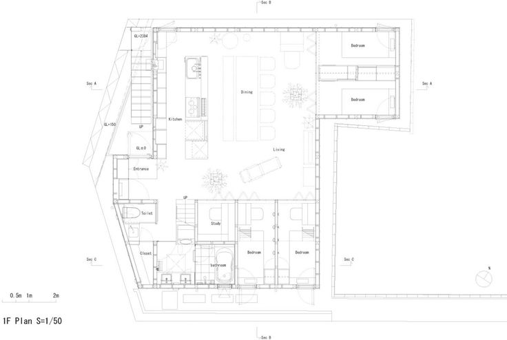 Takeshi Hosaka Architects, Nacasa & Partners Inc. · Daylight House. Yokohama, Japan · Divisare