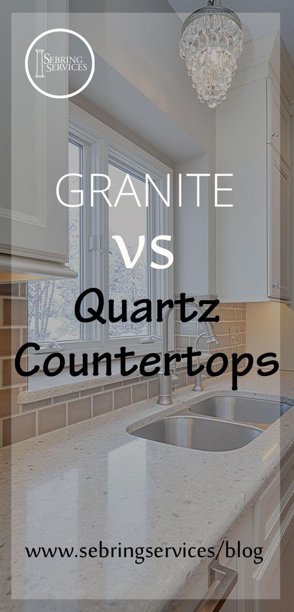 Pros And Cons Of Quartz Vs Granite Countertops The Complete Rundown The Chandelier