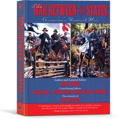 the war between states that led to the american civil war Historical analysis of politics in the civil war the civil war lead, the confederate states of america were war was won by american.