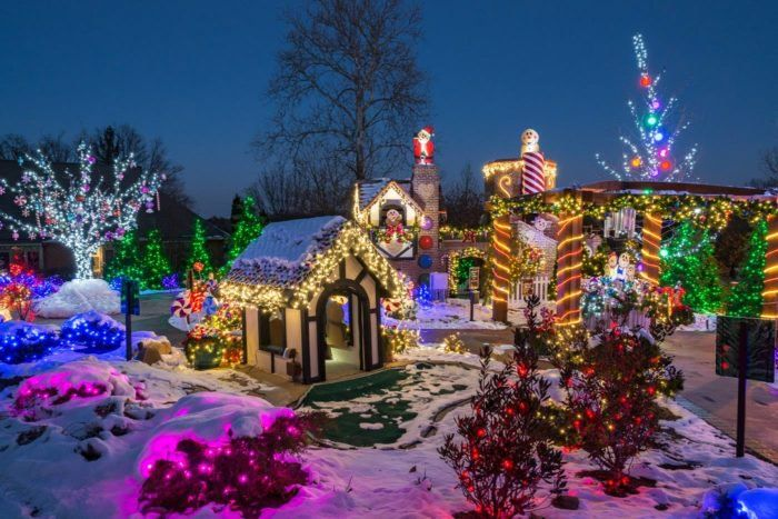Prestonwood Christmas Show.Children Will Particularly Love Strolling Through