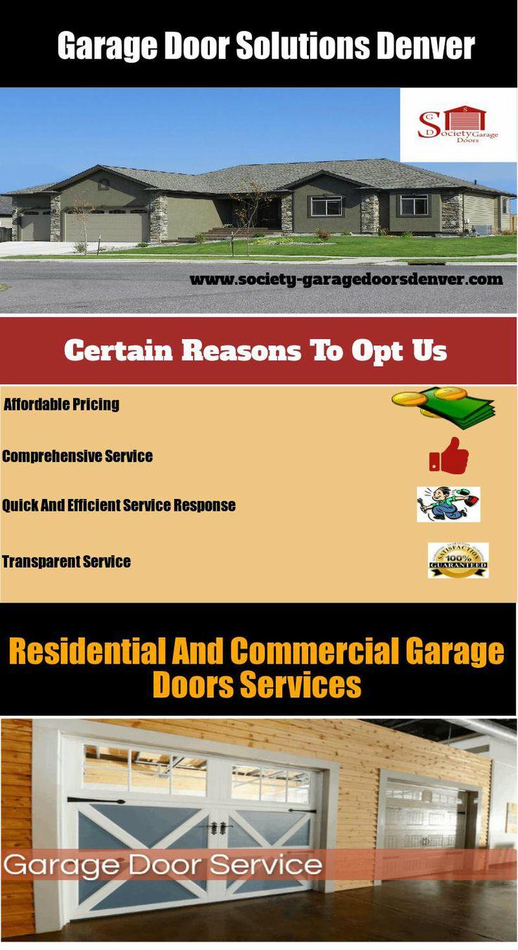Garage Door Repair Denver Specialized In Garage Door Sales, Repair,  Replacement U0026 Maintenance Services.