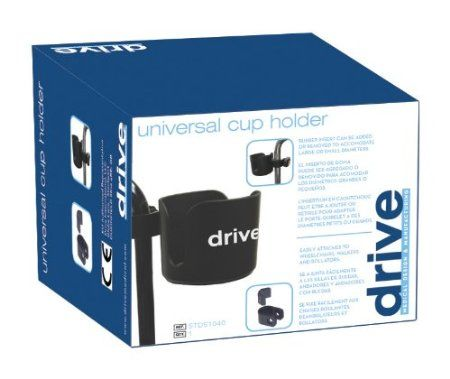 (click twice for updated pricing and more info) Drive Medical Walker Accessories - Universal Cup Holder #medical_walker_accessories http://www.plainandsimpledeals.com/prod.php?node=38913=Drive_Medical_Walker_Accessories_-_Universal_Cup_Holder_-_STDS1040S
