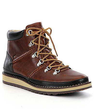 Sperry Mens Dockyard Alpine Oxford Boots #Dillards
