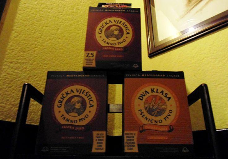 Medvedgrad - beer/pub/restaurant