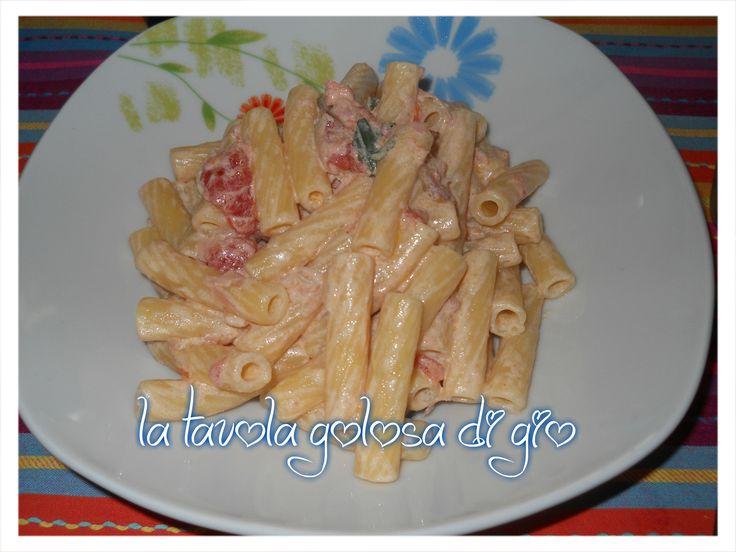 pasta al baffo appetitosissima