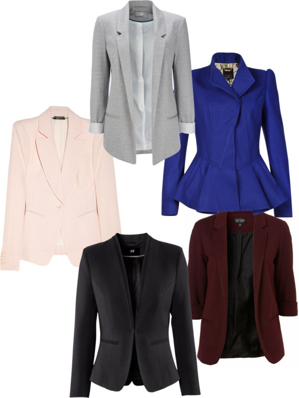 """Corporate dressing-blazers"" by audrey-masitsa on Polyvore"