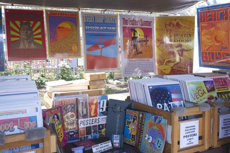 A Locals Guide to the Rose Bowl Flea Market - Grab a Map