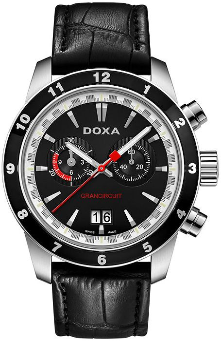 Zegarek męski Doxa 140.10.101.01 - sklep internetowy www.zegarek.net