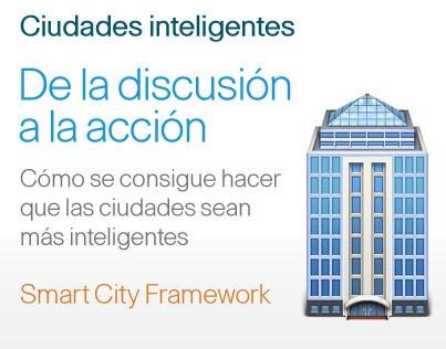 """""""cómo"""" se consigue en realidad hacer que las ciudades inteligentes sean más inteligentes"""
