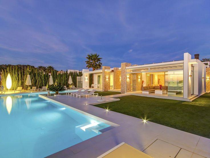 Villa Sunset - Ibiza Greece  #Luxury #Villas #Ibiza #Greece #Travel