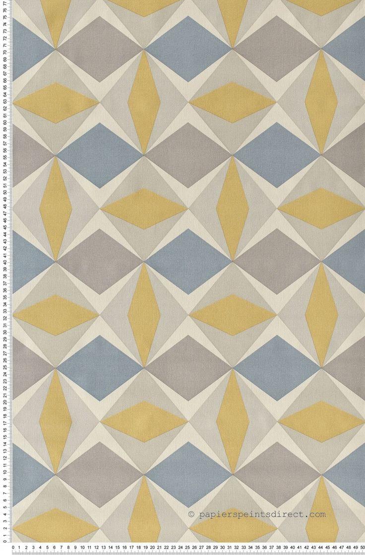 17 meilleures id es propos de lutece papier peint sur pinterest motif liberty amp re et. Black Bedroom Furniture Sets. Home Design Ideas