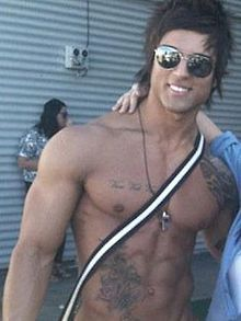 Zyzz....May the Lord watch over you now.