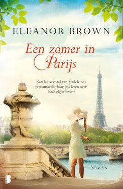 ireneinhetatelier: Boekentip - Een zomer in Parijs