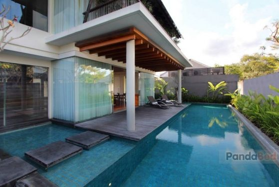 Vacation Rental Villa in Kerobokan Badung, Bali, Indonesia-Urban Sanctuary 1 BR Pool Villa in Seminyak | PandaBed www.pandabed.com/ #Seminyak #Bali #Indonesia #asia #travel #PandaBed
