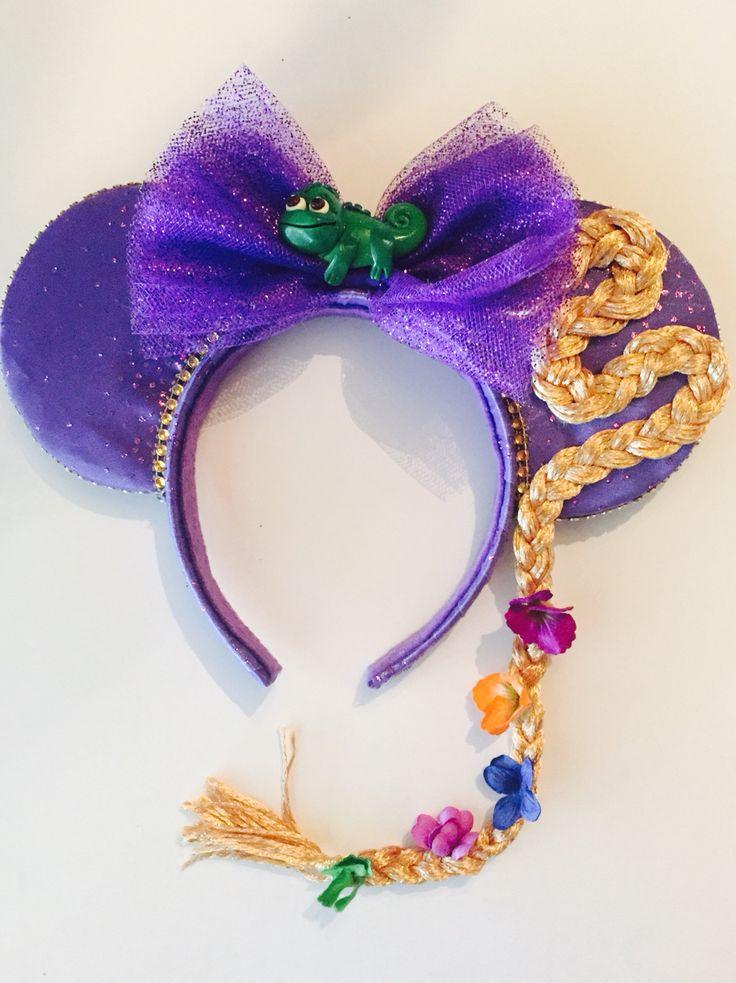 Rapunzel ears :)