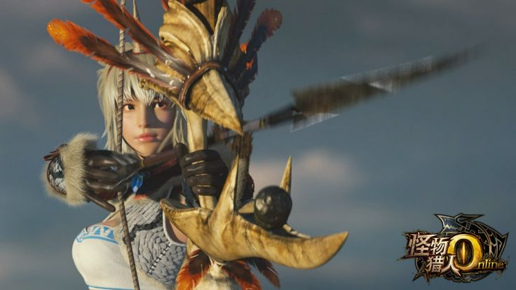 Monster Hunter Online Open Beta Started in China: Watch Some Low Level Gameplay