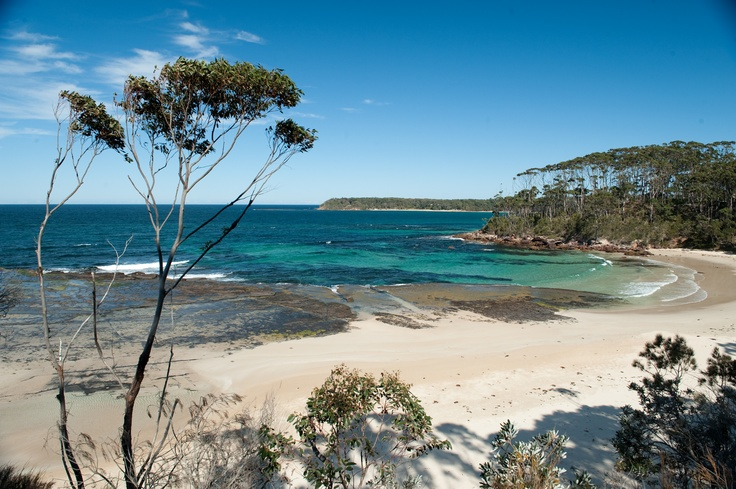 This is Bendalong. Its just a bend along from Ulladulla.