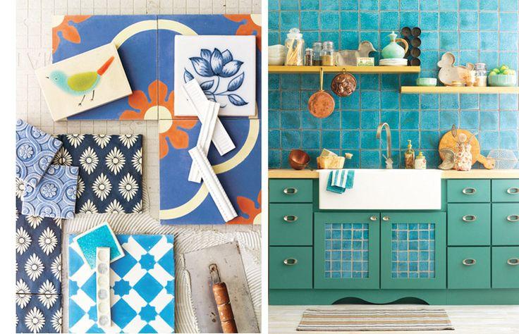 Colours & Interiors