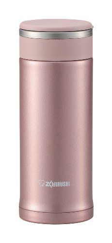 Zojirushi SM-JA36PR 0.36-Liter Stainless Steel Vacuum Insulated Mug, Rose by Zojirushi. $23.99. Plastic cover around the mouth of the mug. Tight fitted lid keeps beverages hotter or colder than travel mugs. Vacuum insulation to keep beverages hot or cold for hours. Easy-to-clean nonstick interior. Sturdy stainless steel body. Zojirushi's 12-Ounce tuff mug is constructed out of durable stainless steel, and has vacuum insulation that will keep your beverages hot ...