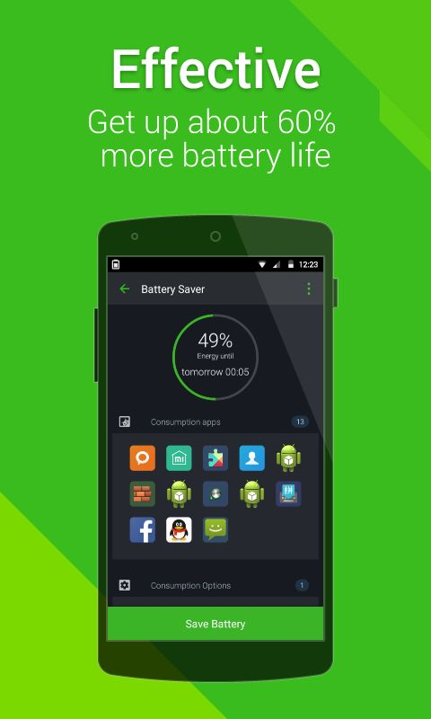 Power Battery Android Review | Drippler - Apps, Games, News, Updates & Accessories