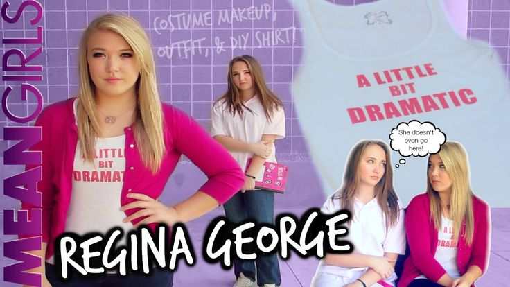 Regina George DIY Costume & Makeup! | Collab with Kenzie Elizabeth