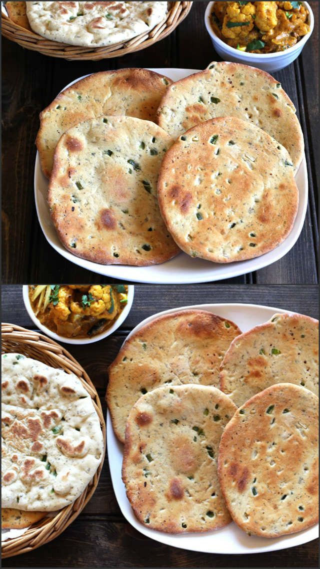 Garlic Basil Flatbread is easy to make, vegan, flavorful and delicious recipe prepared using basic ingredients from your kitchen. #diet #bread #baking #dinner #Lunch #vegan #vegetarian #naan #roti #spicy #food #delicious