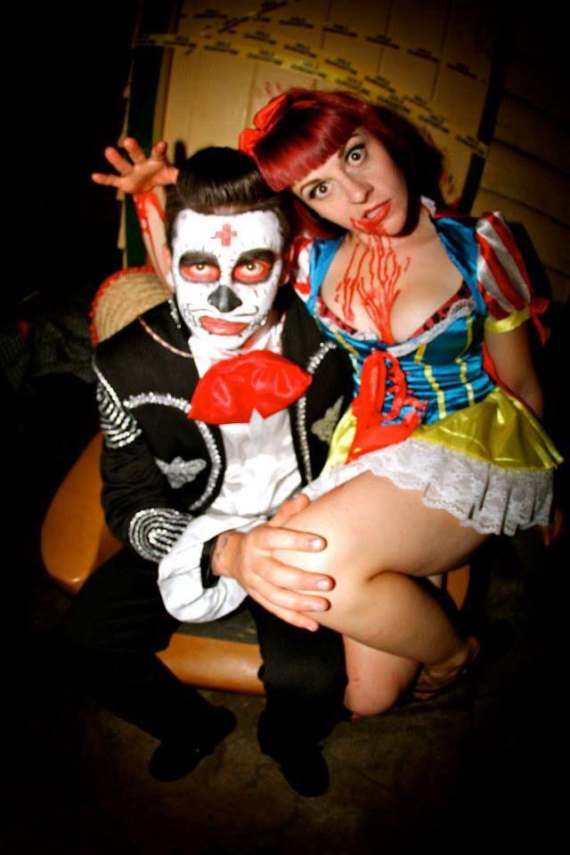 Our Halloween/ secret proposal party