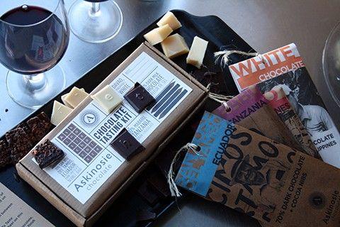 Chocolate Tasting Kit | Askinosie Chocolate