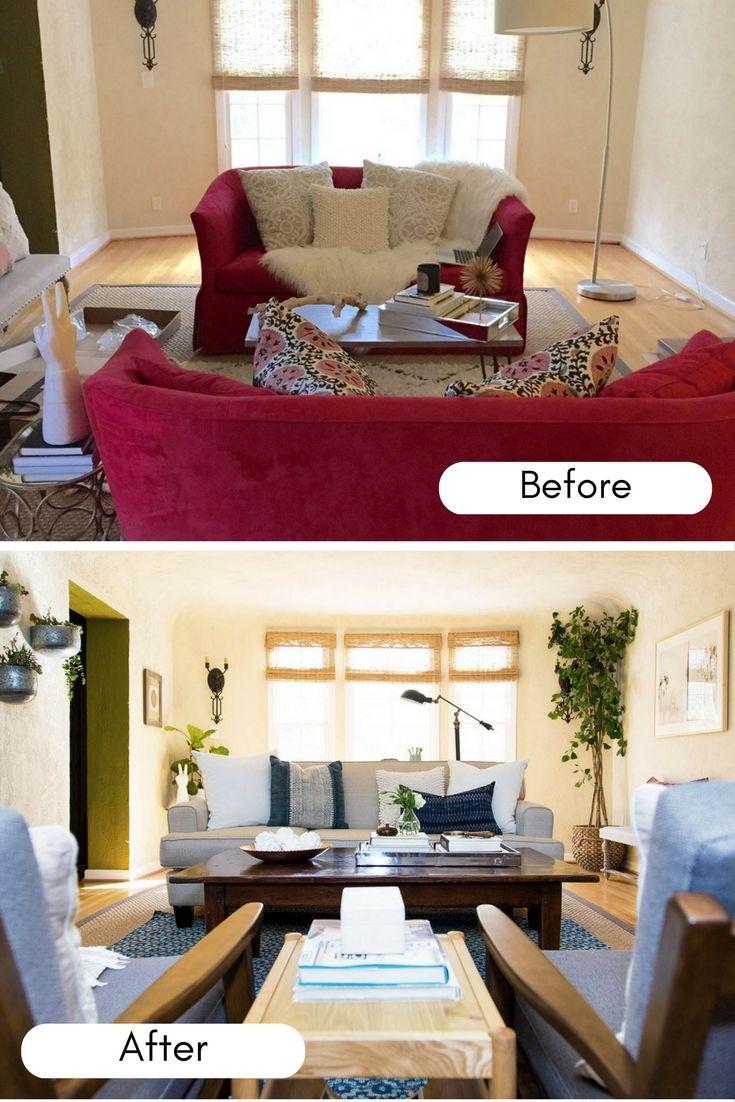 23 besten Before & After Interior Design Makeovers Bilder auf ...