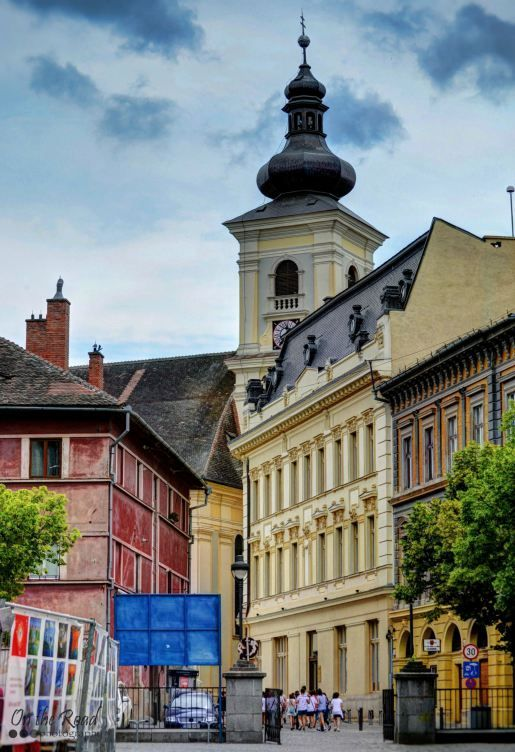 Sibiu, Romania, European Capital of culture in 2007, www.romaniasfriends.com