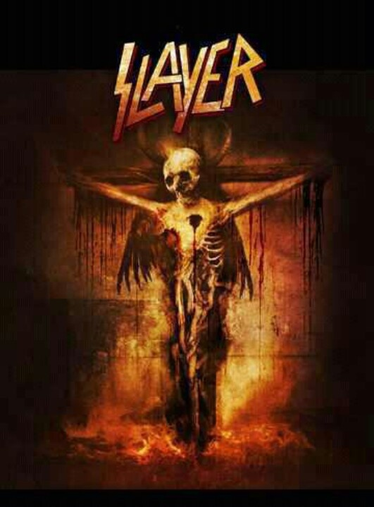 Love SLAYER! \m/ | SLAYER! \m/ 1st BOARD | Metal bands ...
