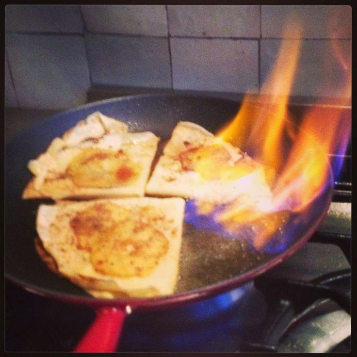 Belgia od kuchni: Wyjątkowo maślane naleśniki