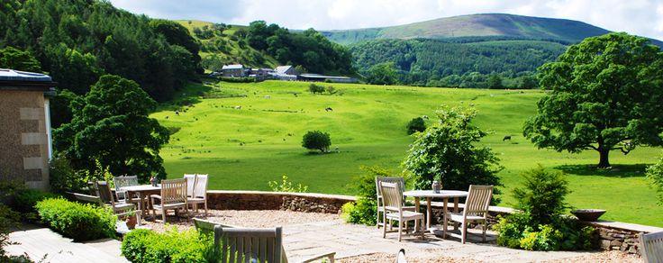 Inn at Whitewell, Lake District