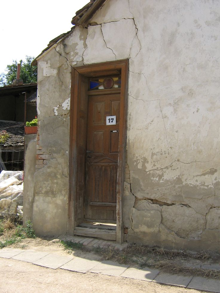In the village. Kövesd (puszta)