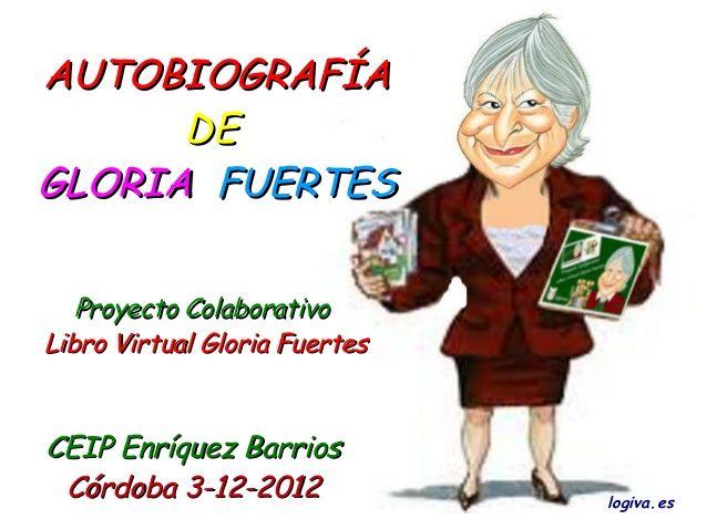Autobiografía de Gloria Fuertes