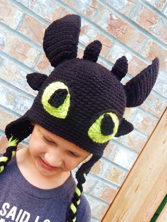 Exelent Toothless Crochet Pattern Motif - Easy Scarf Knitting ...