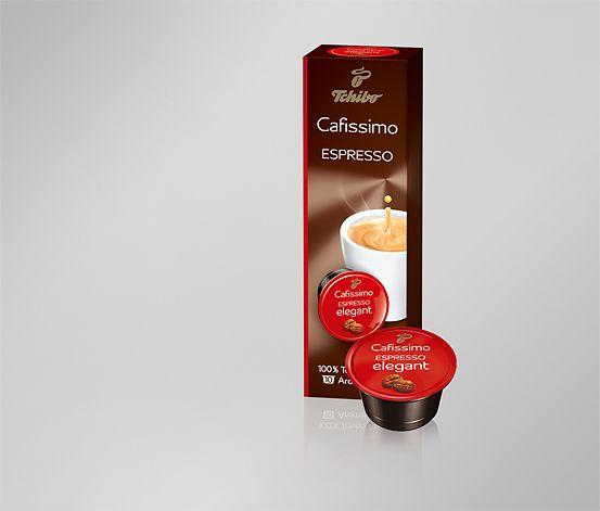 Espresso elegantní, 10 kapslí