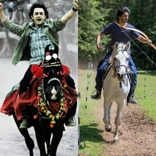 Here's what is Rakeysh Omprakash Mehra's lucky charm?, dark horses love of rakeysh om prakash mehra, horses, Mirziya, Rang de Basanti, lucky horses, rakeysh omprakash mehra #rakeyshomprakashmehra #mirziya
