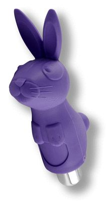 The Ramsey Rabbit Vibrator is a cute and discreet little bunny that will have you hopping round the bedroom with pleasure http://www.forbiddenfruit.com.au/Ramsey-Rabbit-Purple_p_441.html