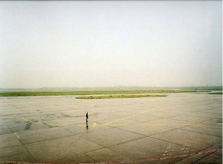 "Andreas Gursky ""Düsseldorf"", Flughafen II"", 1994"