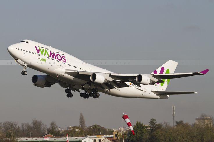 https://flic.kr/p/BxJcyd | ORY 26 novembre 2015 Boeing 747 Wamos Air EC-KSM 2
