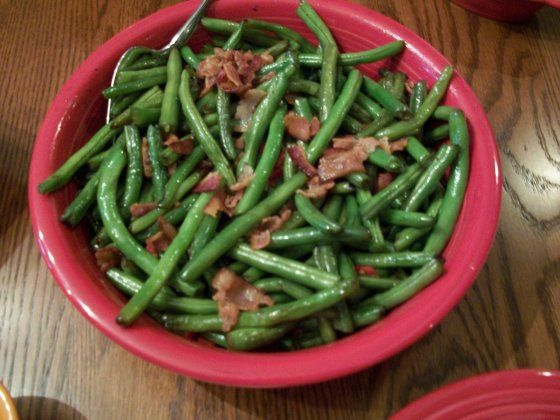 Thanksgiving Green Beans Recipe - Food.com