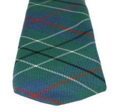 Tartan and Clan | Duncan Ancient Tartan Tie - Duncan Ancient Tartan Tie