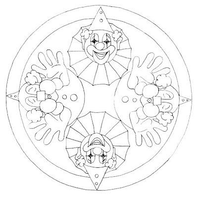 Mandala pallasso