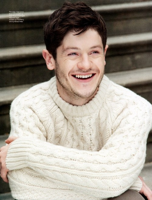 Iwan Rheon - Game of Thrones (Ramsay Bolton), Misfits (Simon)