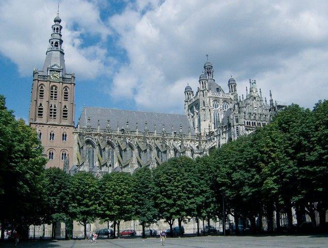 Sint Janskathedraal s'Hertogenbosch