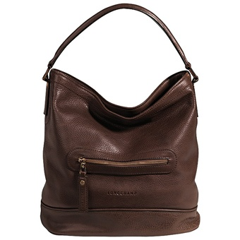 Longchamp Cosmos Hobo Bag. I have one in terra cotta, think the colour is no longer available.