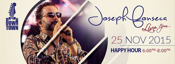 Joseph Fonseca @ Downtown #sondeaquipr #conciertospr #josephfonseca #downtown #hatorey #sanjuan