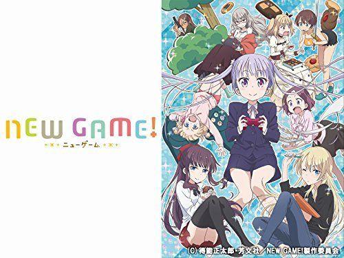 NEW GAME! Amazonビデオ ~ 高田憂希, https://www.amazon.co.jp/dp/B01KE1NTW0/ref=cm_sw_r_pi_dp_4tC.xb7DJZW35